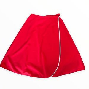 Adjustable Wrap Around Vintage Skirt